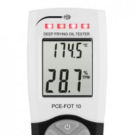 Tester pentru calitatea uleiului alimentar prajit PCE-FOT10