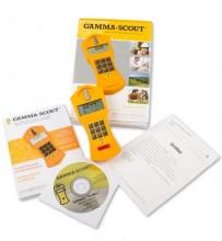 Detector Geiger GAMMA SCOUT ALERT cu alarma