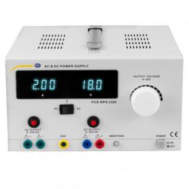 Sursa de laborator alimentare AC / DC PCE-RPS2305