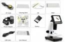 Trusa laborator biologie cu microscop digital
