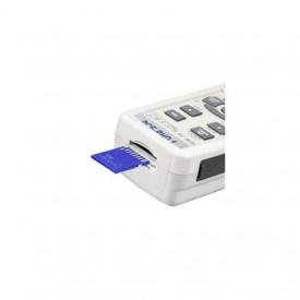 Oxigenometru multifunctional pH EC TDS salinitate temperatura data logger pentru piscicultura PCE PHD1 kit1