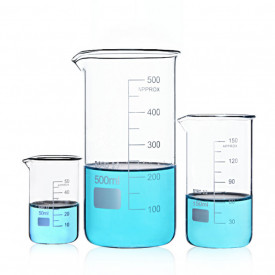 Pahar Berzelius forma inalta 3000 ml