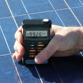 Aparat pentru masurarea radiatiilor solare PCE-SPM 1