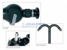 Endoscop naso-faringoscop cu sursa si cablu incluse