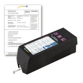 Rugozimetru PCE-RT2300,cu certificat de calibrare ISO