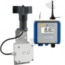 Anemometru cu avertizare wireless la 750m PCE-WSAC 50W