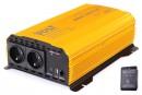 INVERTOR SINUS PUR 12V 1000W (1500W max.)