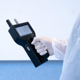 Numarator de particule PCE-PQC10EU cu certificat de calibrare