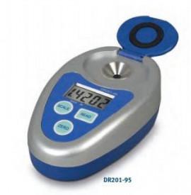 Refractometru digital 0-95 brix DR201-95 cu scala dubla
