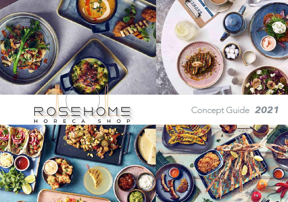concept servire preparate culinare restaurante