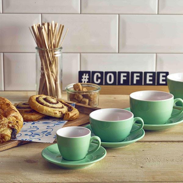 Cesti si farfurii cafea