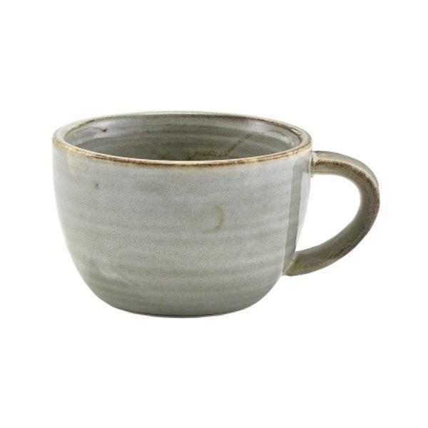 Ceasca cafea Terra Porcelain Smoke Grey 28.5cl CUP-PG28 - 1
