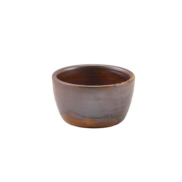 Ramekin Terra Porcelain Rustic Copper 13cl/4.5oz RAM-PRC4 - 1
