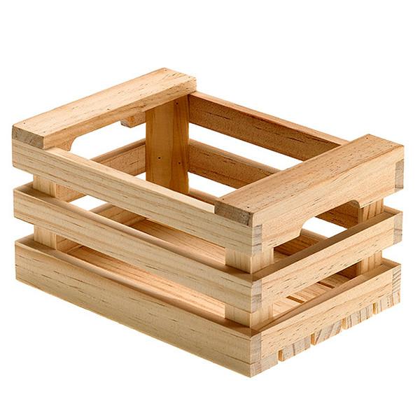 Ladita lemn 25x17x10cm S0205 - 1
