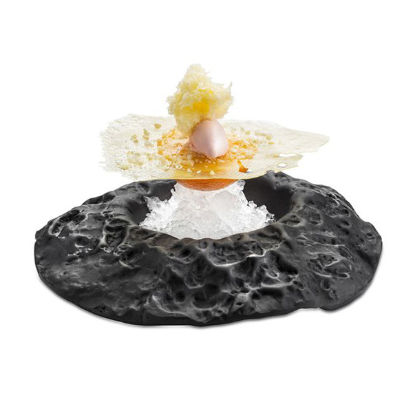 Showplate Crater Pordamsa 22 cm XGLAS-401 - 1