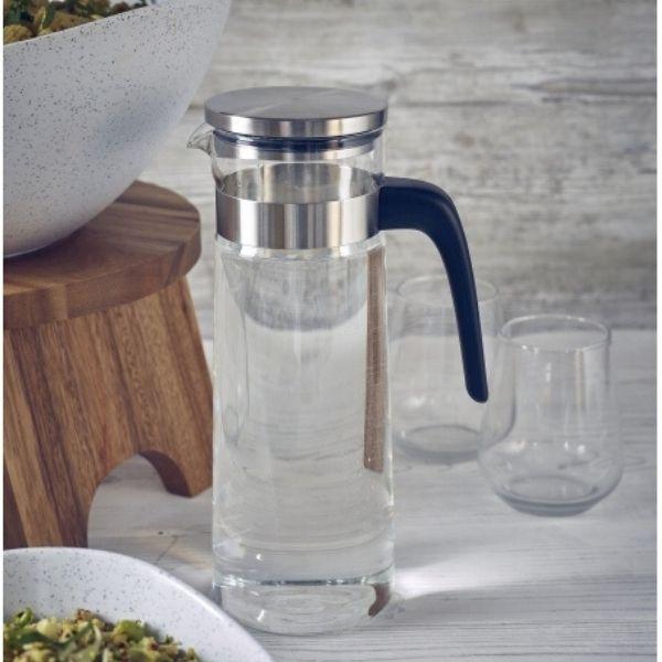 Carafa sticla cu inox 1.5L GWJ150 - 1