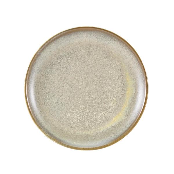 Farfurie coupe Terra Porcelain Matt Grey 27.5cm CP-PMG27 - 1