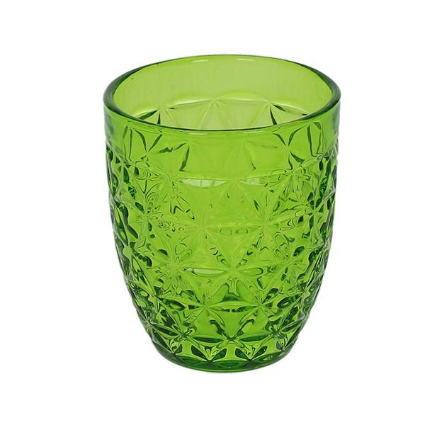 Pahar Abigail 300 ml verde B4557300006 - 1