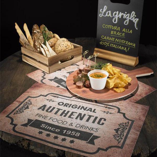 Placemat Linea Vintage 30x45cm T2215 - 1
