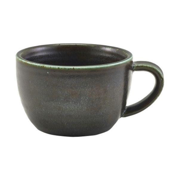 Ceasca cafea Terra Porcelain Cinder Black 28.5cl CUP-PBK28 - 1