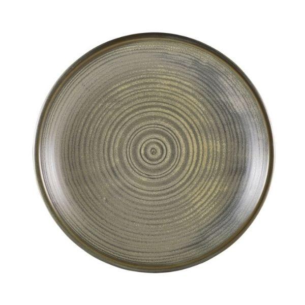 Farfurie adanca Terra Porcelain Matt Grey 25cm DC-PMG25 - 1