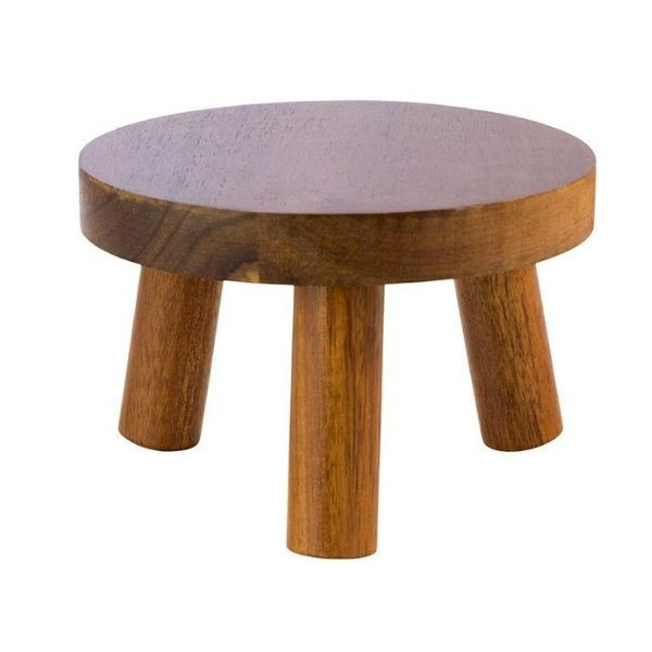 Inaltator lemn rotund Element 15 cm 33255 - 1