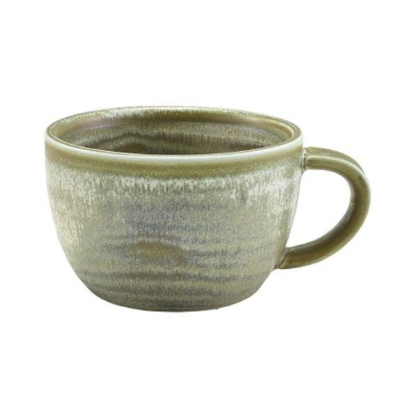Ceasca cafea Terra Porcelain Matt Grey 28.5cl CUP-PMG28 - 1