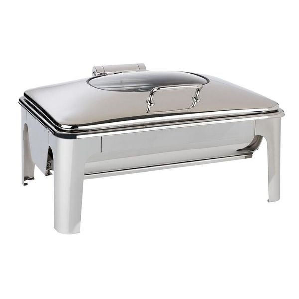 Chafing Dish GN 1/1 placa de inductie 12322 - 1
