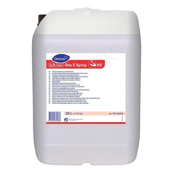 LICHID DEZINFECTANT MAINI LICHID - Soft Care Des E Spray H5 20 ltr 101104048 - 1