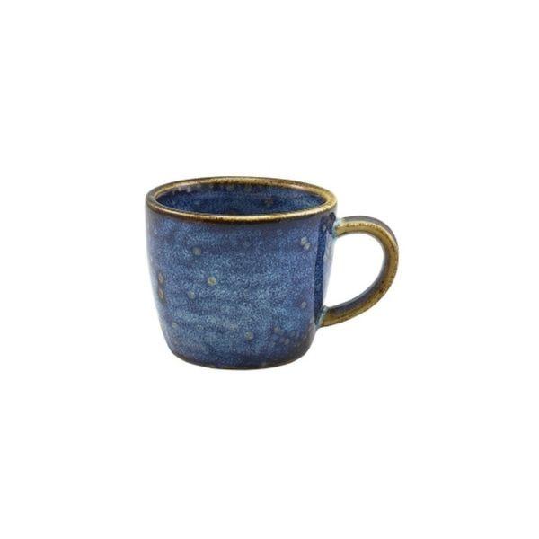 Ceasca espresso Terra Porcelain Aqua Blue 9cl CUP-PBL9 - 1