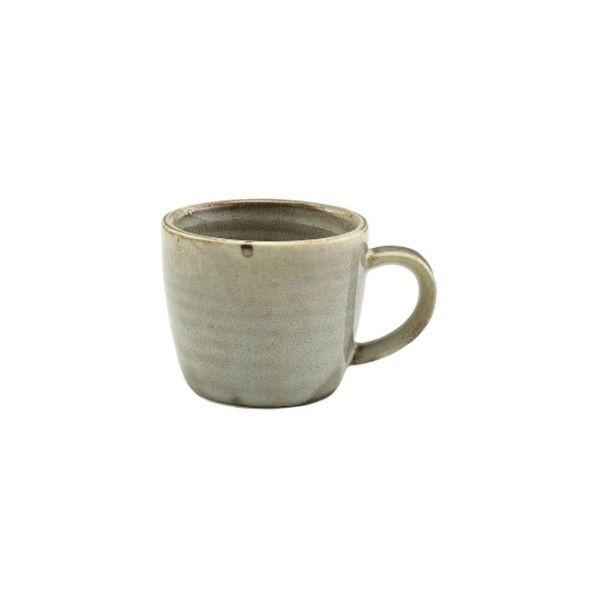 Ceasca espresso Terra Porcelain Smoke Grey 9cl CUP-PG9 - 1