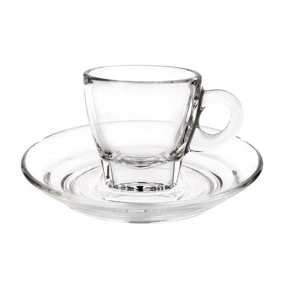 Farfurie espresso sticla 12cm G1P02472 - 1