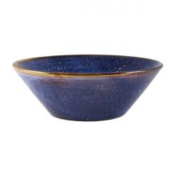 Bol conic Terra Porcelain Aqua Blue 19.5cm CN-PBL19
