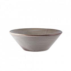 Bol conic Terra Porcelain Grey 16cm CN-PG16
