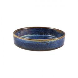 Bol prezentare Terra Porcelain Aqua Blue 18cm PB-PBL18