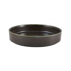Bol prezentare Terra Porcelain Black 18cm PB-PBK18