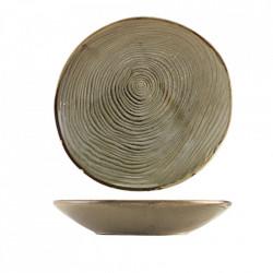 Bol scoici organic Terra Porcelain Grey Organic 26cm CB-PGG26