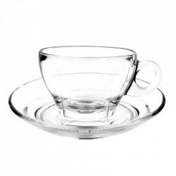 Ceasca cafea sticla 260ml G1P02443