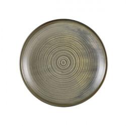 Farfurie adanca Terra Porcelain Matt Grey 21cm DC-PMG21