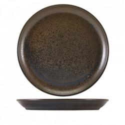 Farfurie coupe Terra Porcelain Black 30,5cm CP-PBK30
