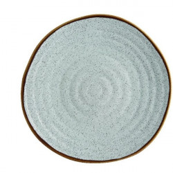 Farfurie plata Rustic Blend Turquoise 28cm 27021121