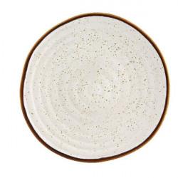 Farfurie plata Rustic Blend White 28cm 27020963