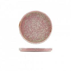 Farfurie prezentare Low Terra Porcelain Rose 18cm LP-PRS18