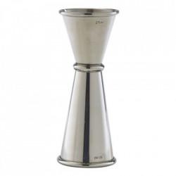 Pahar masurare Inox Jigger 25/50ml JIG2550