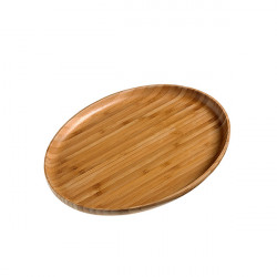 Platou oval bambus 22x14cm S0123