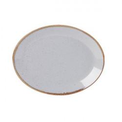 Platou oval Stone 30 cm 112131ST