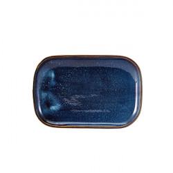 Platou Terra Aqua Blue 29 x 19.5cm RP-PBL29