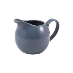 Recipient lapte Genware Porcelain 14cl Grey 373114G