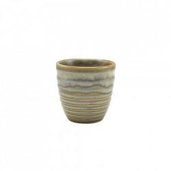 Sosiera inalta Terra Porcelain Matt Grey 160ml DP-PMG5