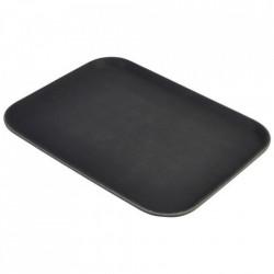 Tava rectangulara bar neagra 66x46cm GG1826BLK